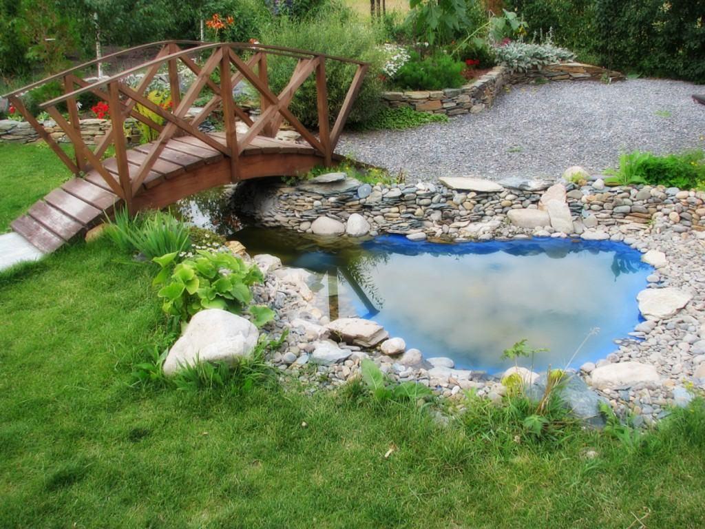 Дизайн сада и огорода своими руками с картинками