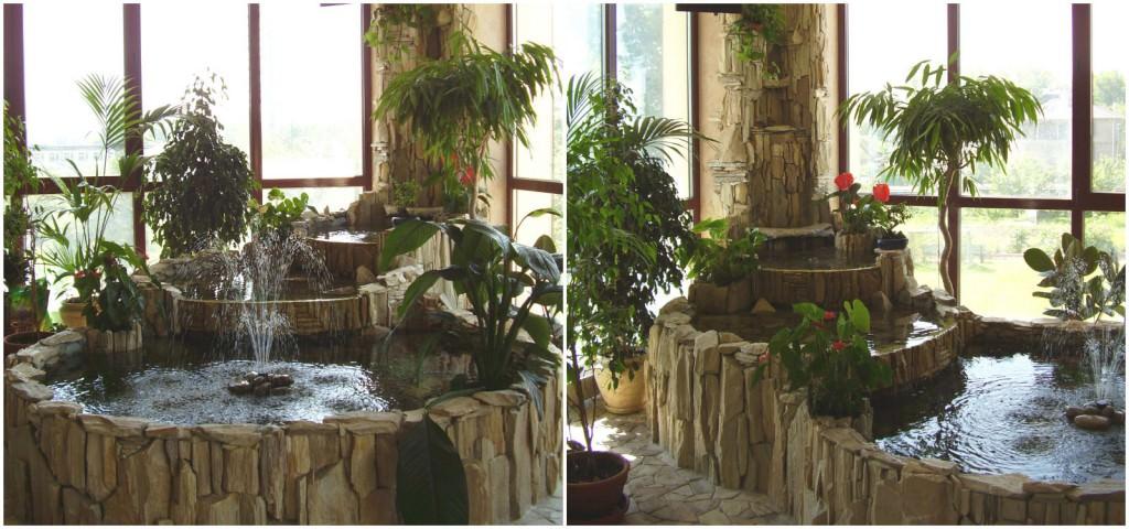Зимний сад в маленькой квартире фото