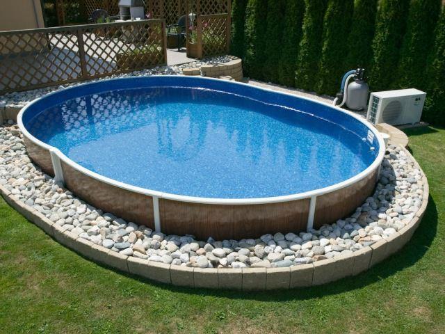 Фото как сделать бассейн своими руками