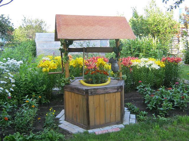 Русские сады фотографии