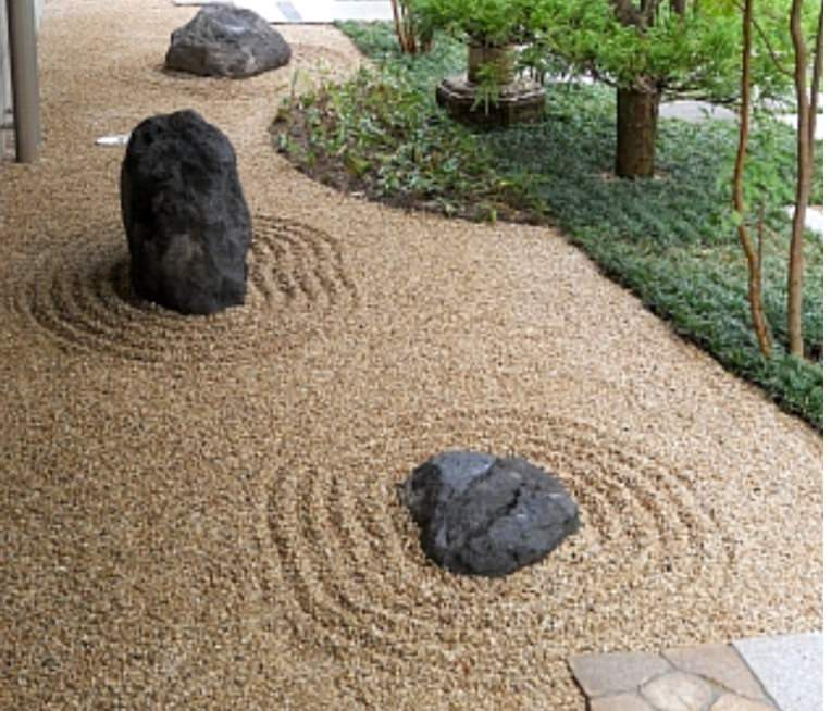 Ландшафтный дизайн на песчаных почвах