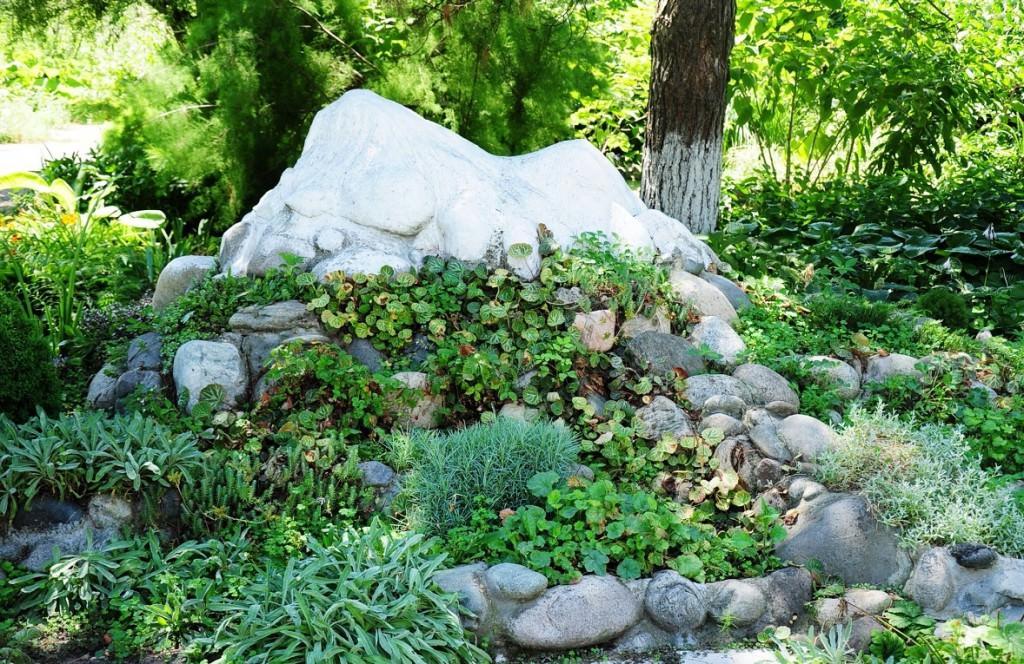 Где взять мелкие камни?