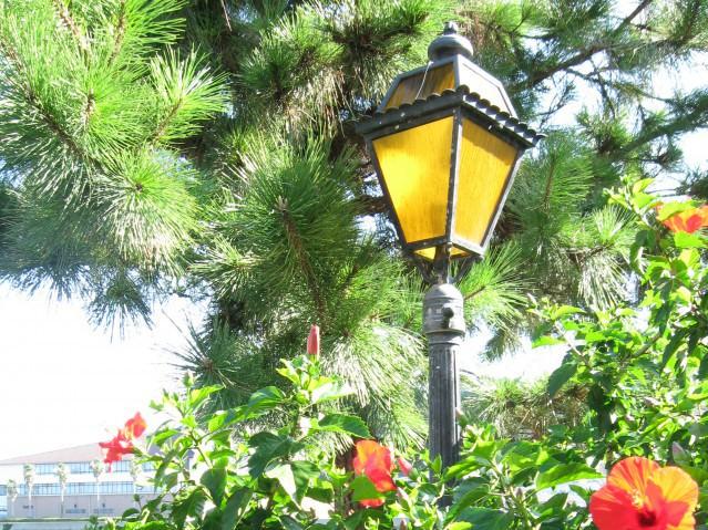 Самодельные светильники для сада