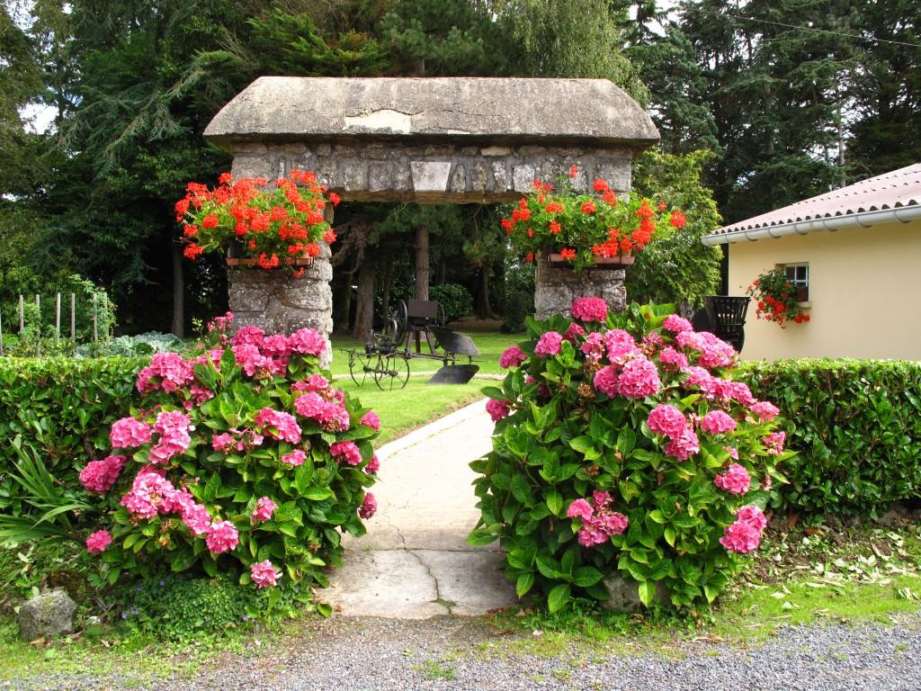 Дорожки в загородном доме