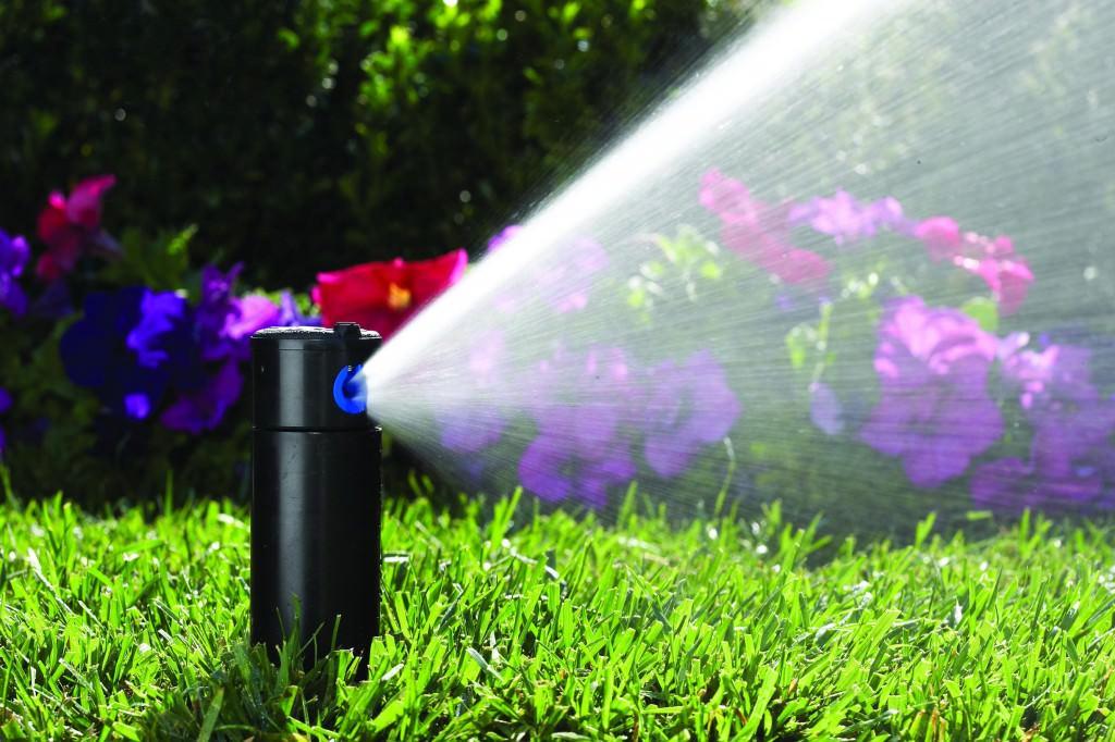 Оборудование для полива газона