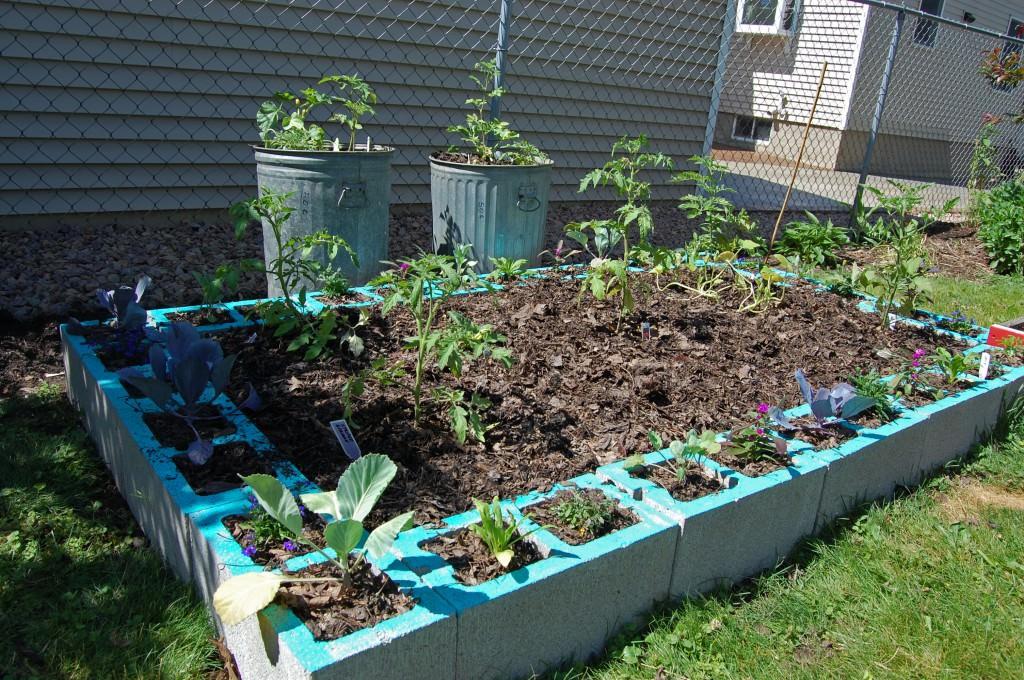 Как своими руками сделать огород красивым своими руками фото 62