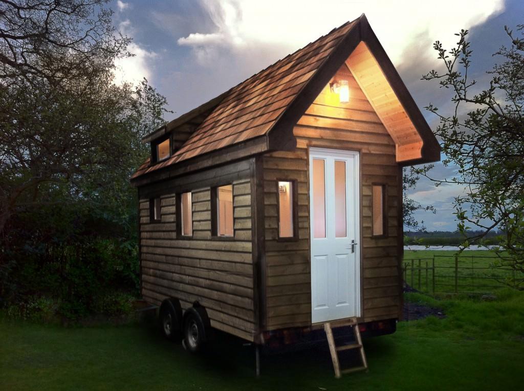 Садовый домик 3х4 с минимальными затратами