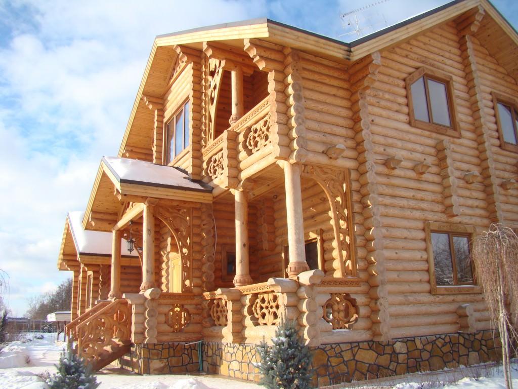 При строительстве деревянного дома нужно придерживаться норм ИЖС