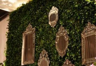 Живая стена послужит оригинальным украшением вашего дома