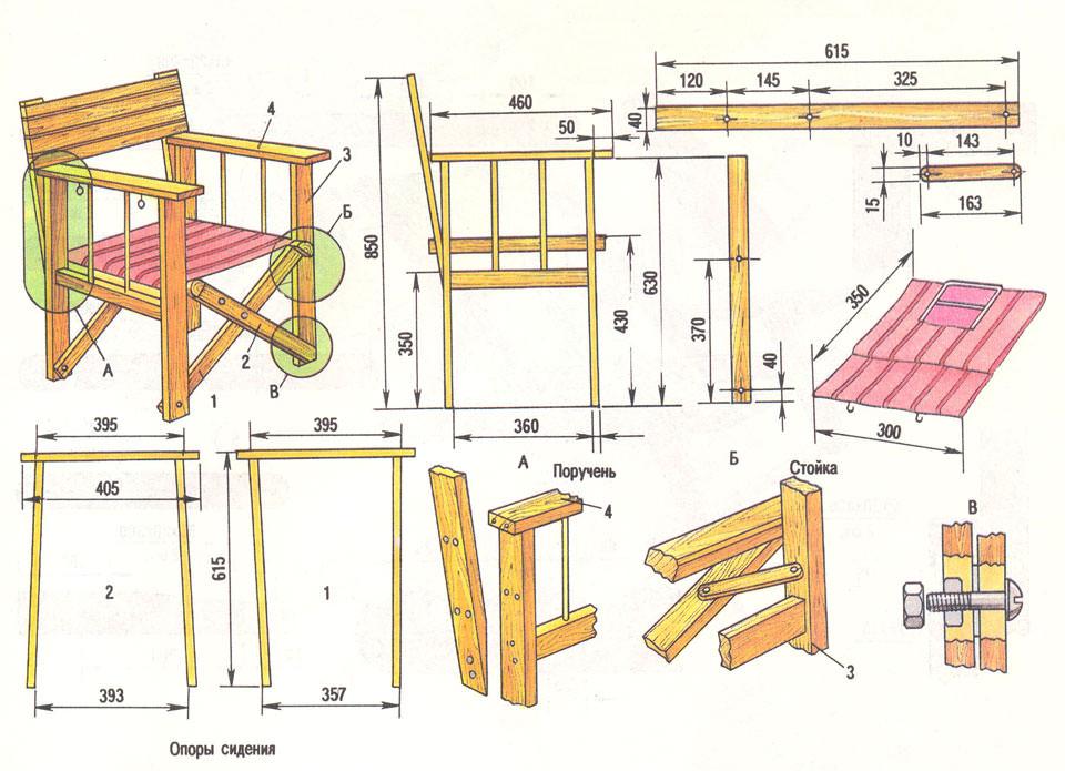 хрупкой мебель своими руками из дерева фото чертежи блейзеры