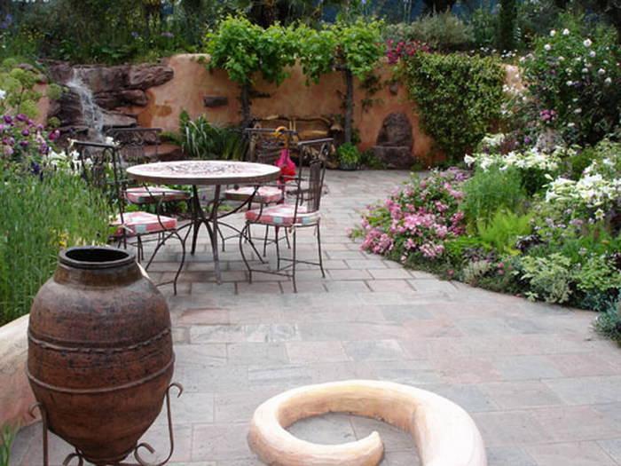 Стили садов в ландшафтном дизайне