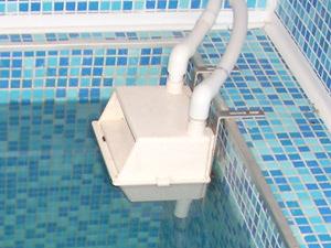 Скиммер для каркасного бассейна