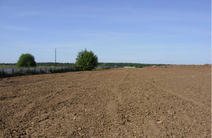 Когда составляется проект рекультивации нарушенных земель?