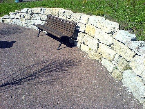 Какими способами можно укреплять склон?