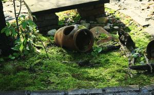 Декор деревенского двора