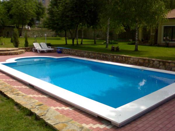 Емкости для бассейна цена
