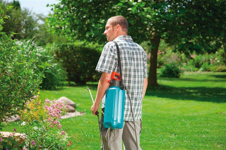 Самы1 лучший опрыскиватель для сада