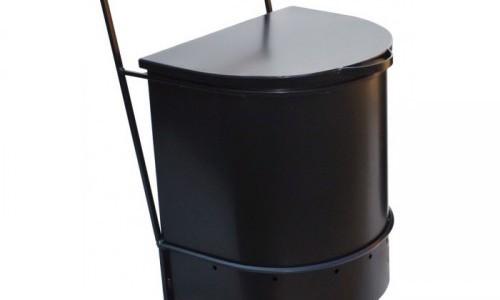 Печь для сжигания мусора своими руками