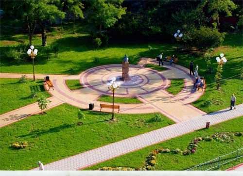 Дизайн парки