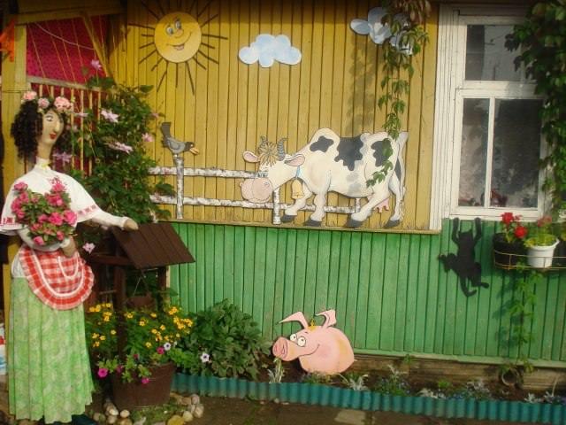 Раскраска забор для детей