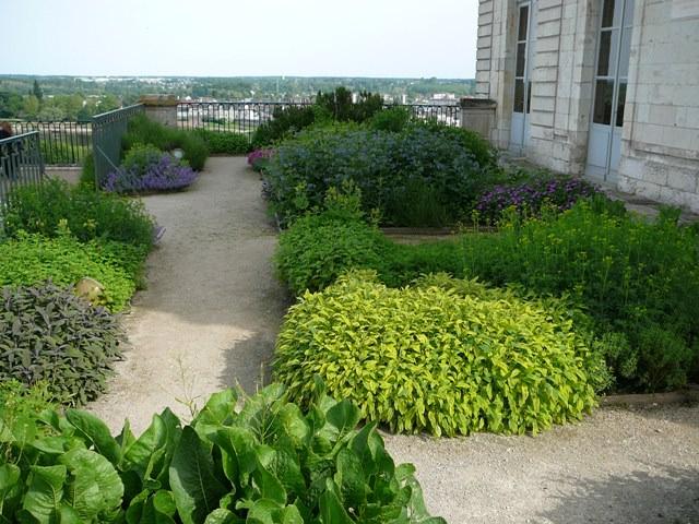 Сад ароматов - покой и наслаждение природой
