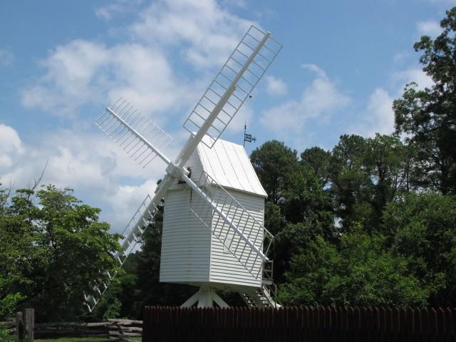 Крылья ветряной мельницы как сделать