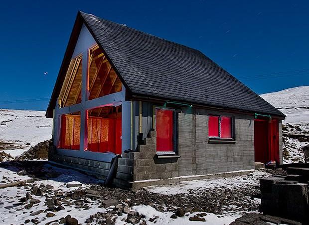 Лучшие проекты экологичных домов