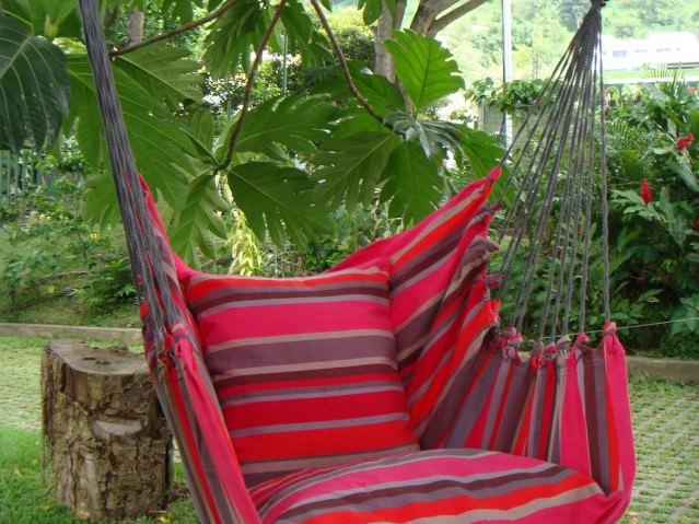 Детское кресло подвесное