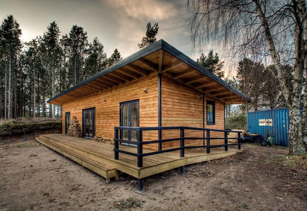 Проекты энергосберегающих домов и коттеджей
