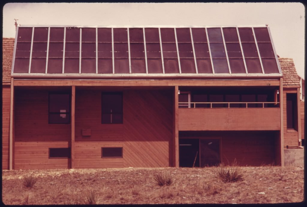 Солнечные коллекторы для обогрева дачи