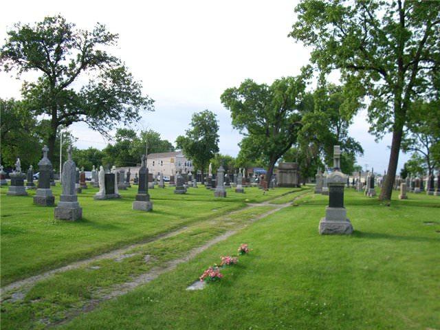 Ландшафтный дизайн кладбища