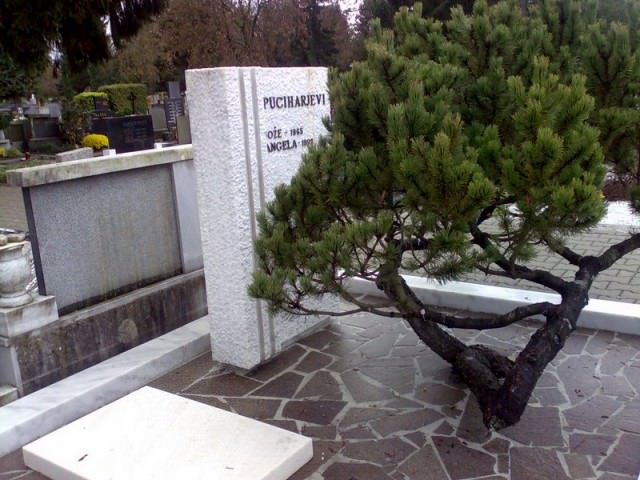 Ландшафтный дизайн на кладбище