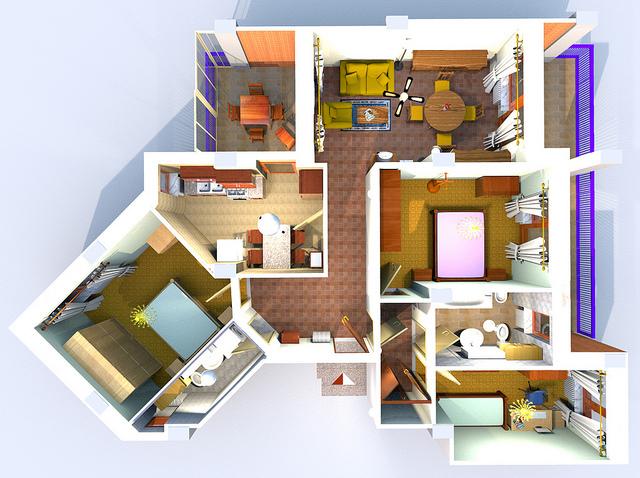 Программу на русском для проектирования домов