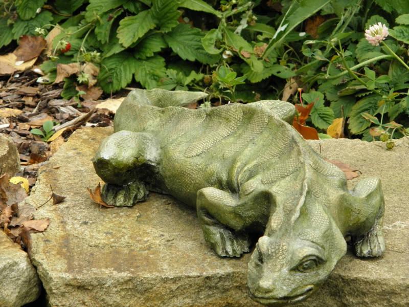 Парковые скульптуры история
