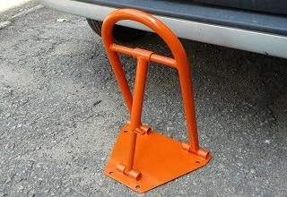 Парковочные барьеры выбор и установка