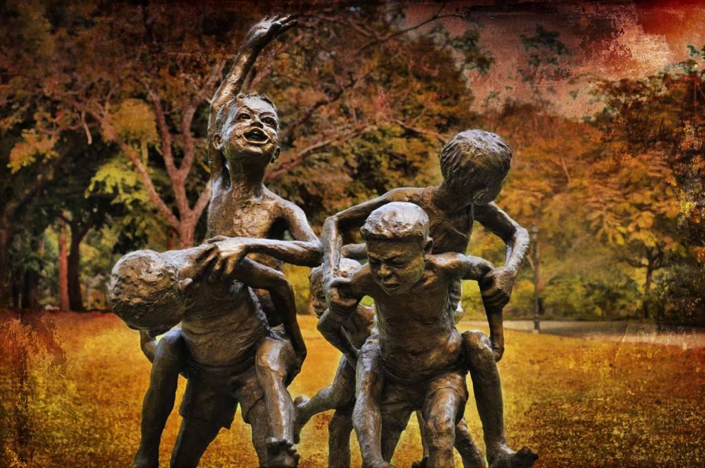 Какие статуи