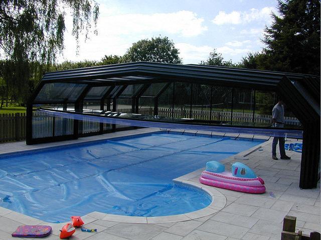 Профиль план постройки бассейна