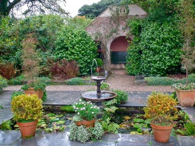 Сады в стране