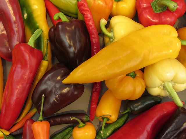 Выращивание острого перца в домашних условиях