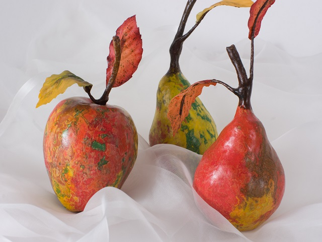 Изготовление фруктов