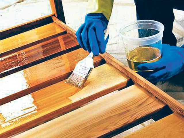 Антисептик для древесины своими руками рецепт
