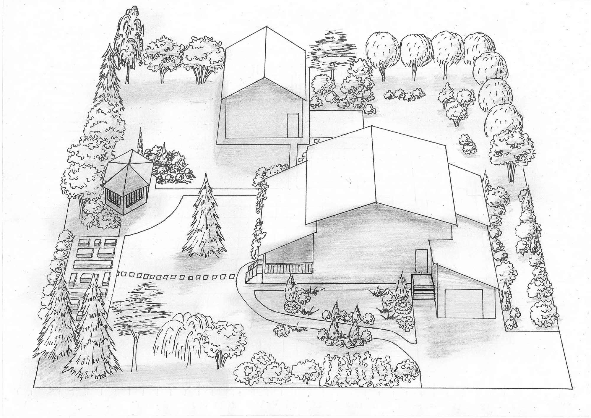 Программа для Планировки земельного участка онлайн