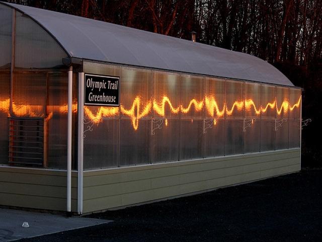 Расчет светодиодного освещения для теплицы