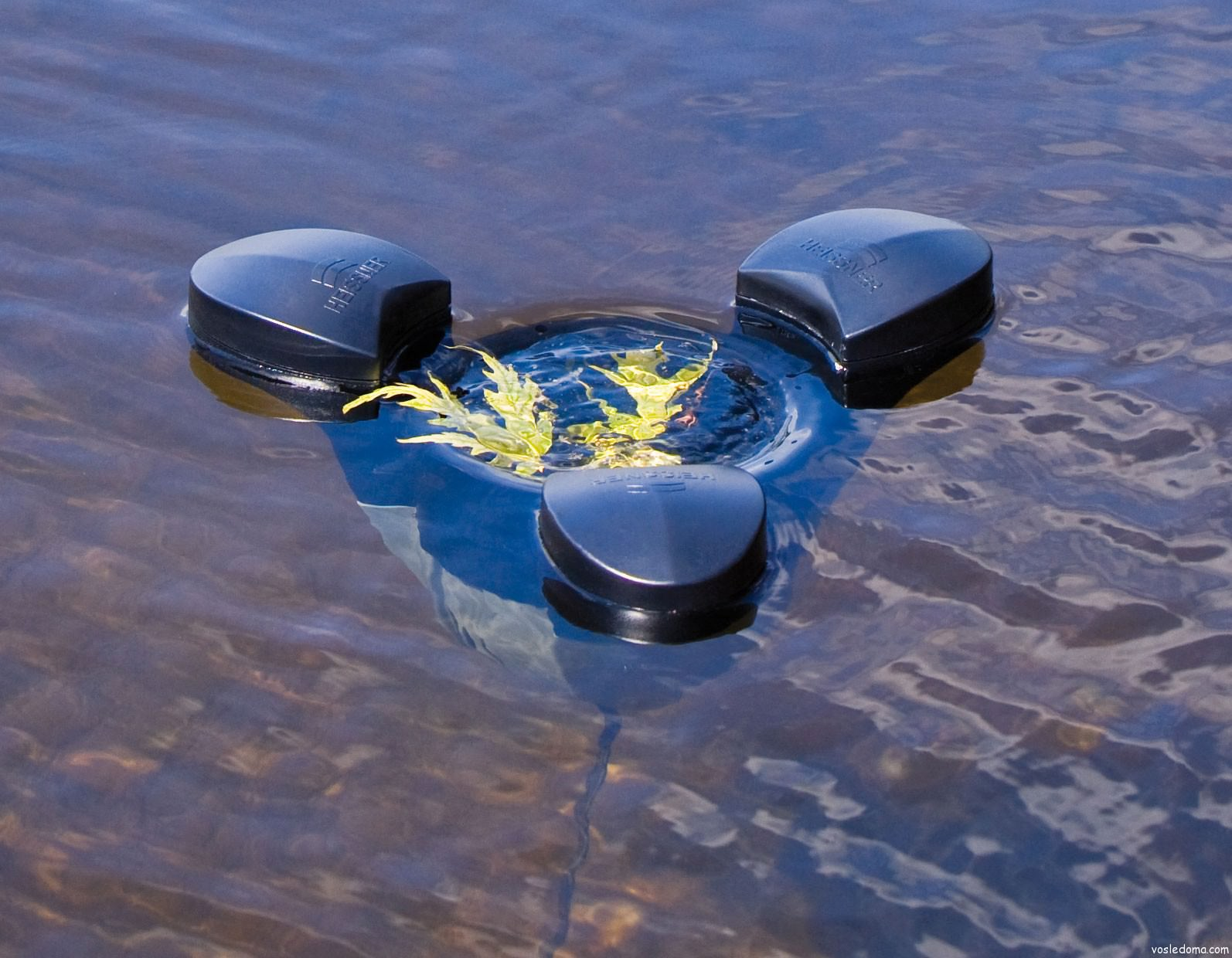 Песчаный фильтр для пруда своими руками