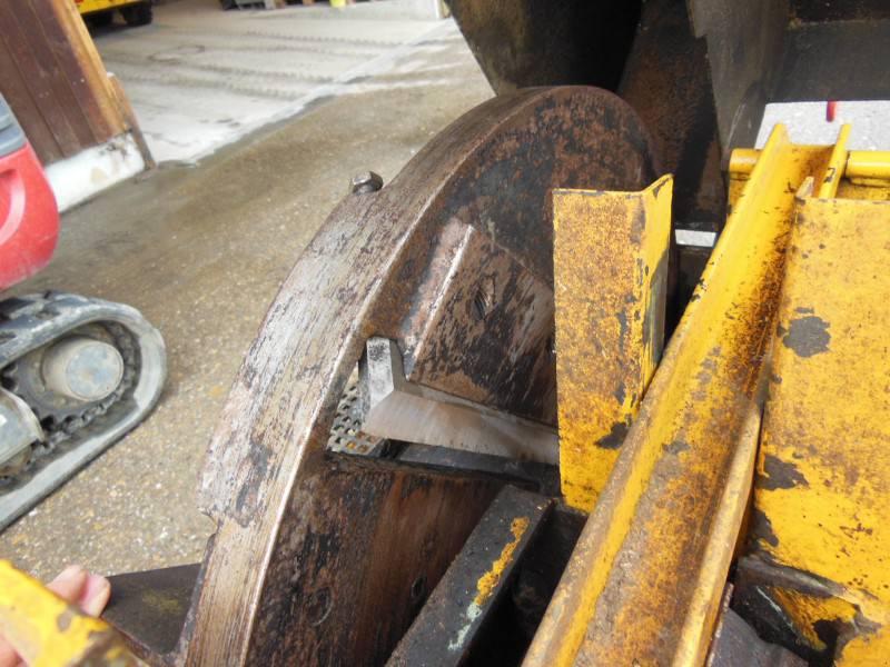Самодельный измельчитель древесины