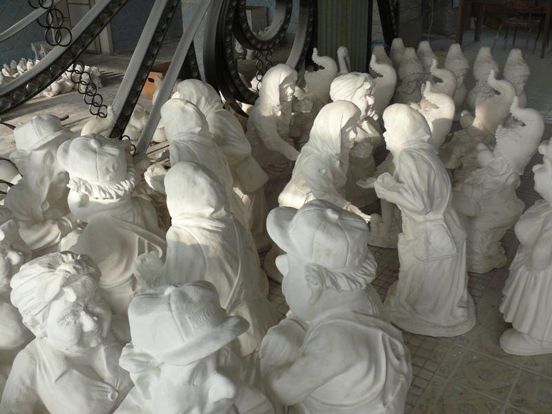 Статуэтки из гипса своими руками