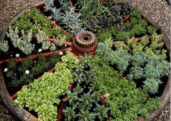 Как сделать Огород красивым?