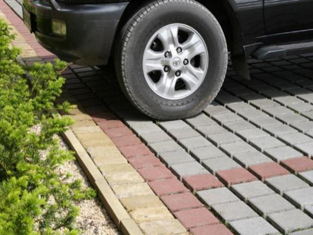 Правильно изготовить колышки для Парковки авто