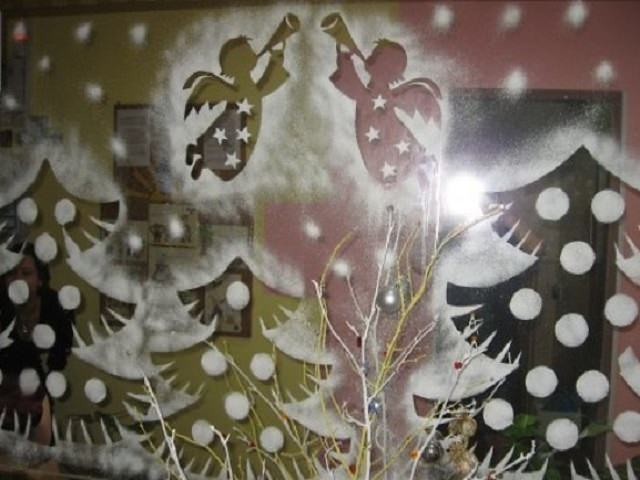 Шаблоны снежинок на новый год 2016
