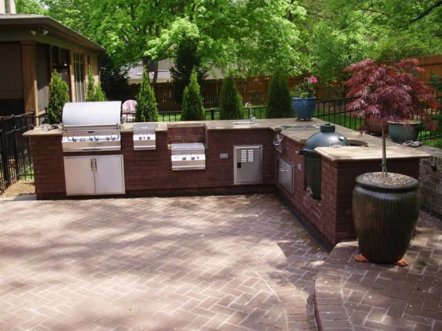 Летняя канализация для кухни